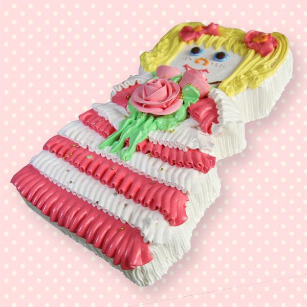 замовити дитячий торт дівчінка