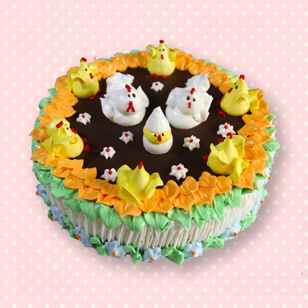 cдитячий торт на замовлення