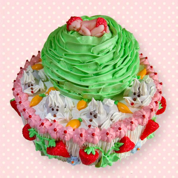 замовити дитячий торт пупсик