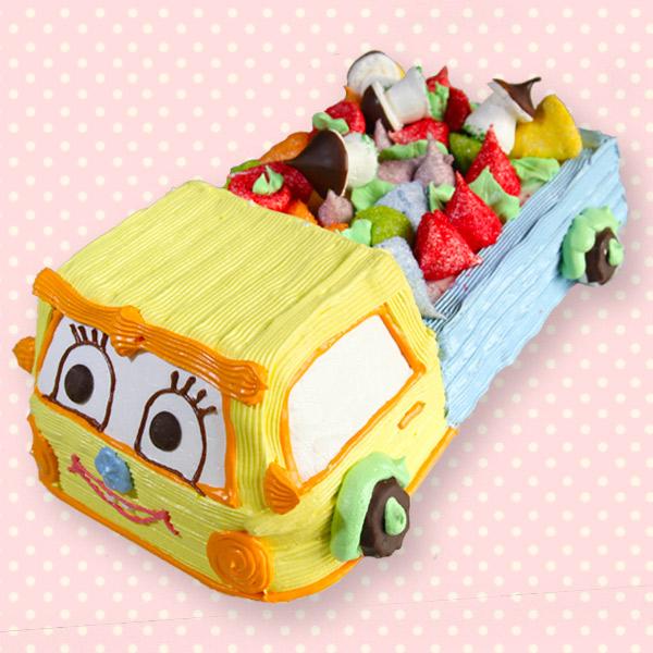 замовити дитячий торт тачки