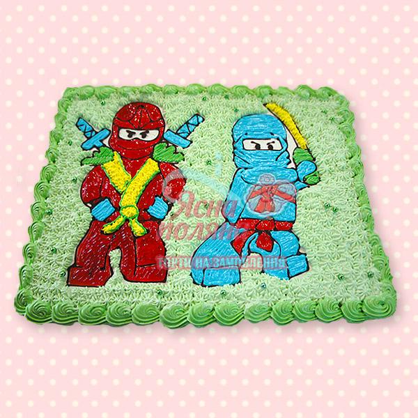 Замовити торт нінзяги Житомир