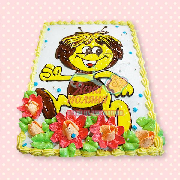 Замовити торт Бджілка МаяЖитомир