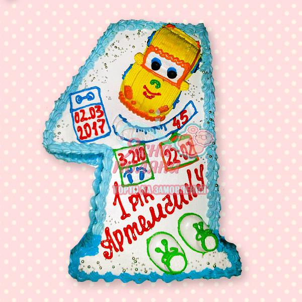 Замовити торт одиничка Житомир