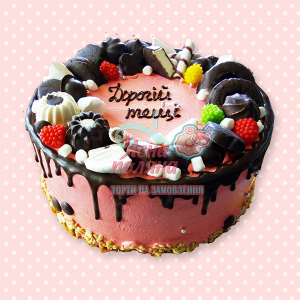 торт Ясна поляна