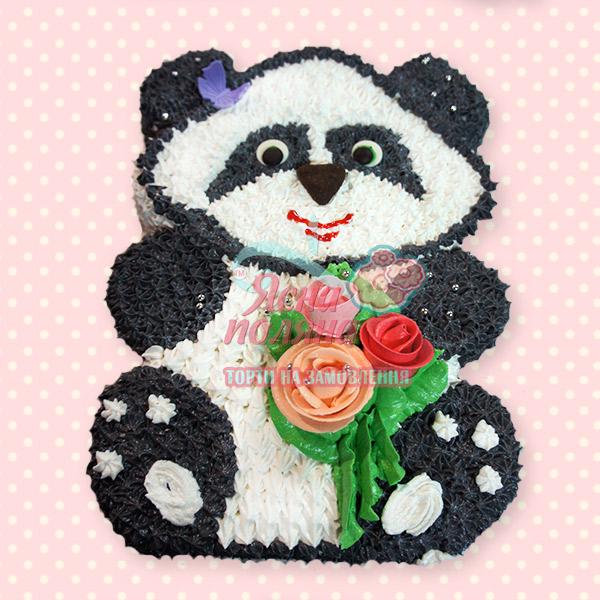 Торт панда на замолвення Житомр
