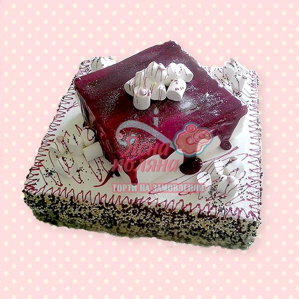 торт ясна поляна на замовлення
