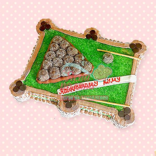 торт ясна поляна для чоловіків на замовлення