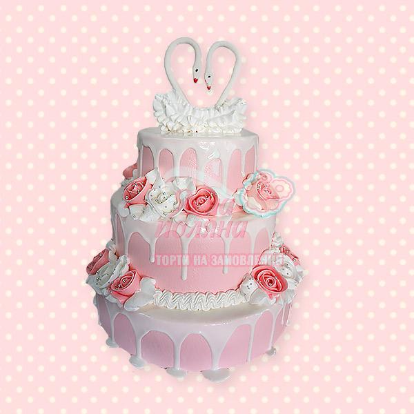 замовити весільний торт Житомир