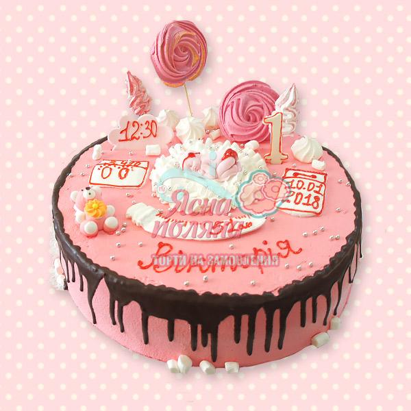 заказать торт на год Житомир